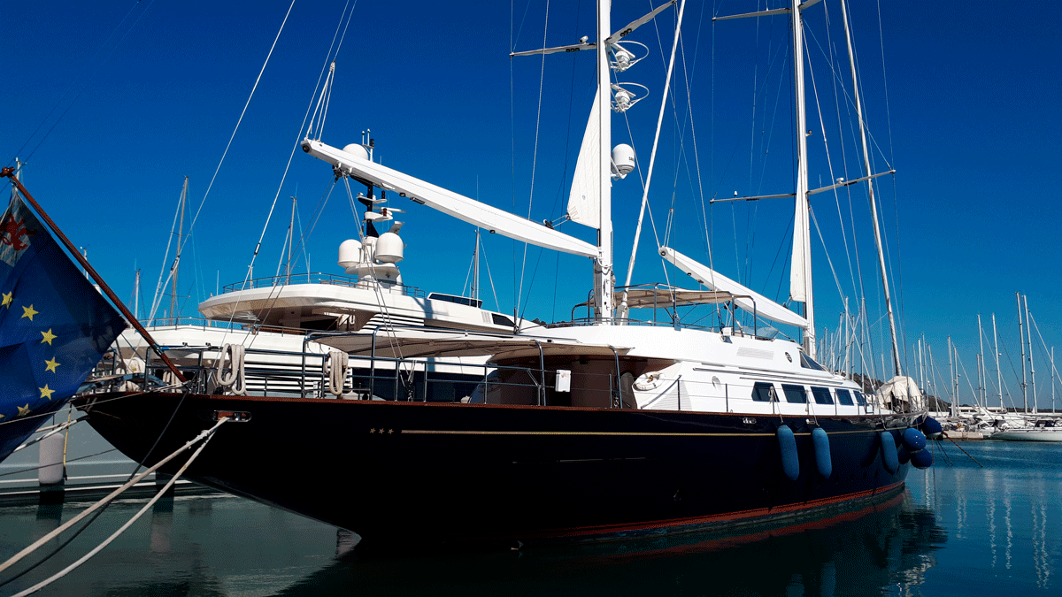 Piropo IV yacht for sale