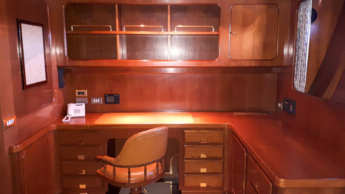 Piropo IV cabin