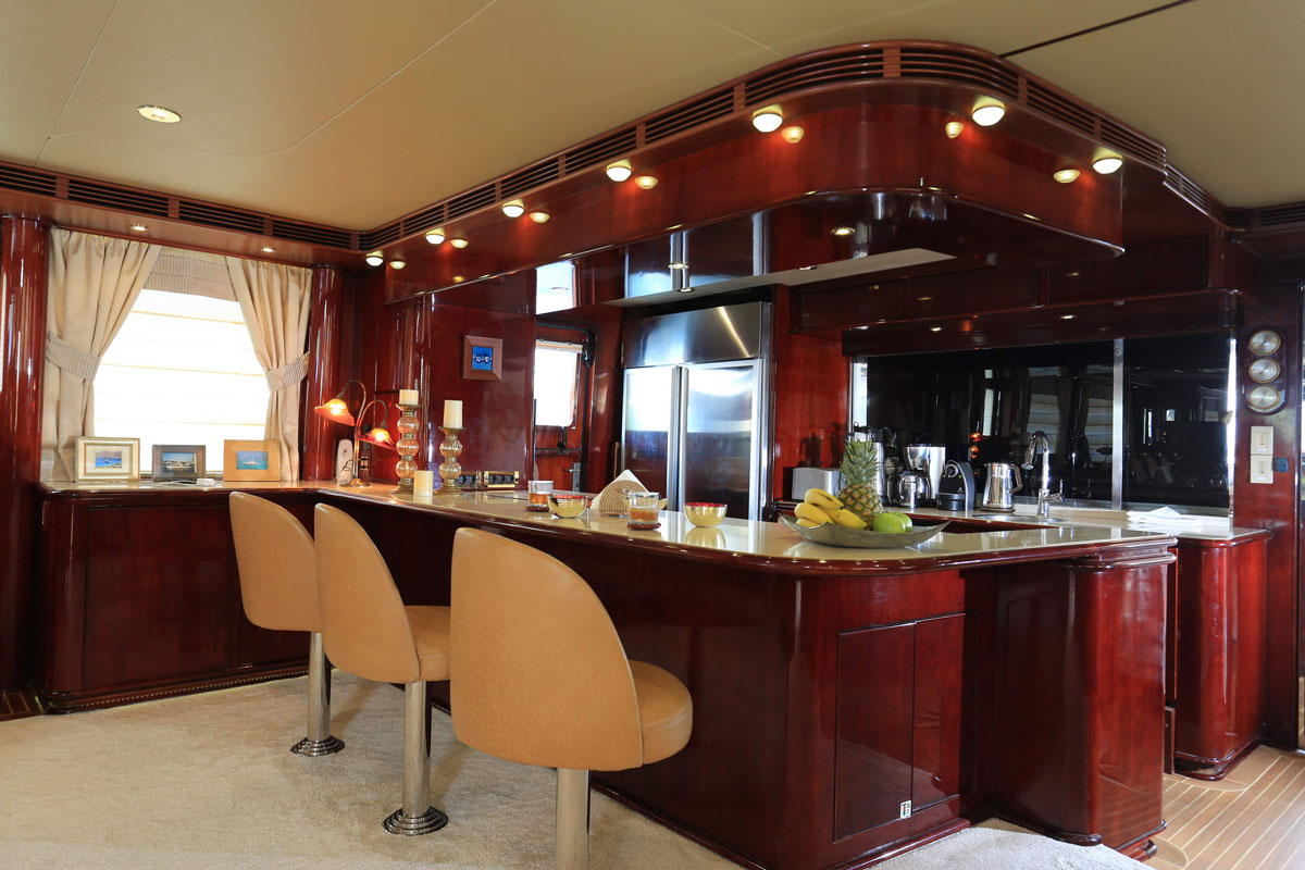 bar on board forty love