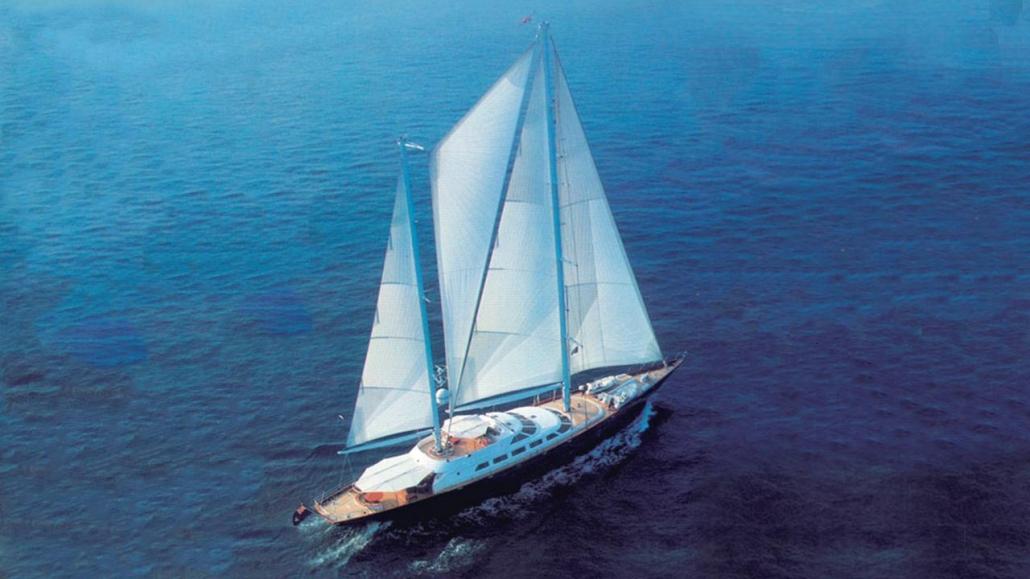 Piropo IV Perini Navi yacht in vendita