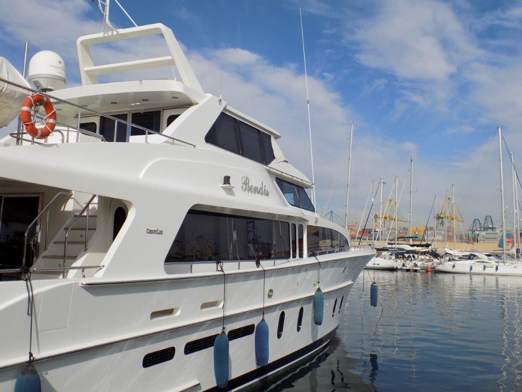 Bendis-yacht