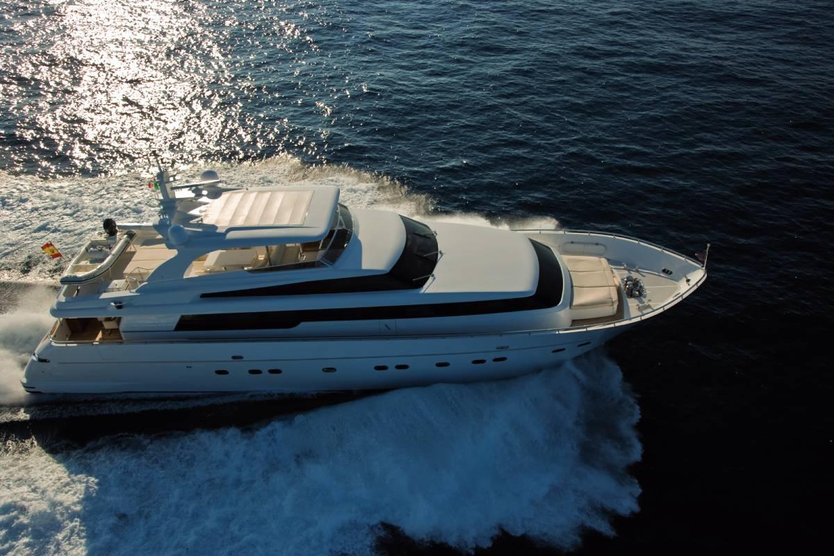 SL 88 .433 cruising