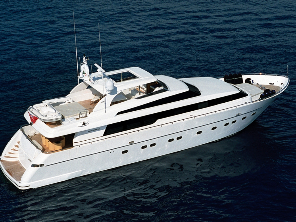 SL 88.433 yacht for sale
