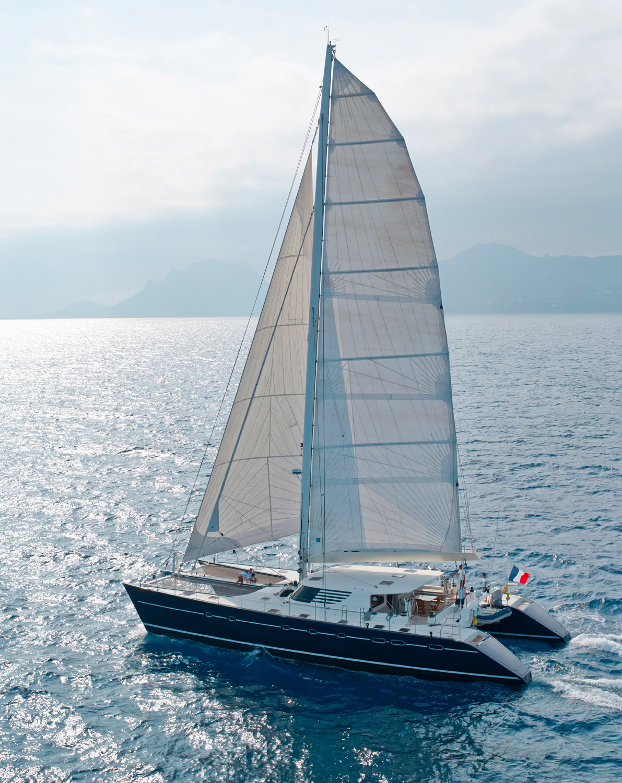 azizam catamarano vendita vela