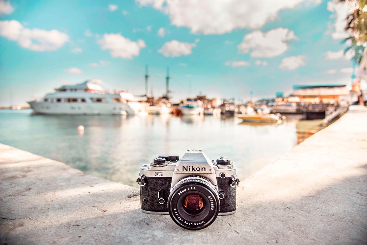 yacht professional photo