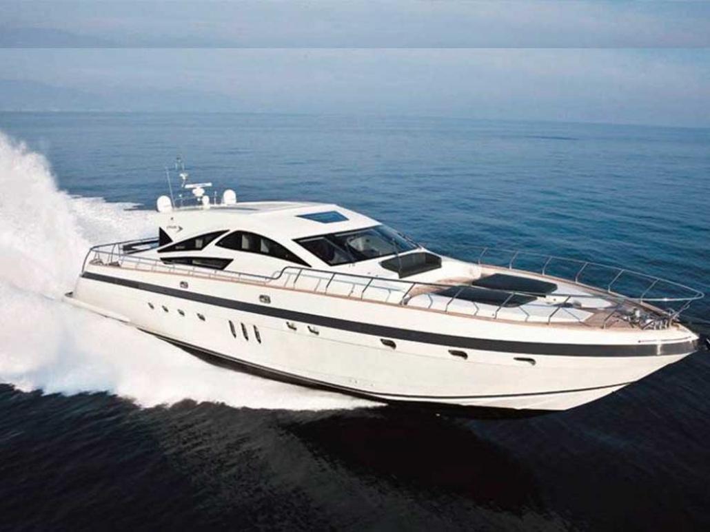 Y7 yacht vela Michael Schmidt