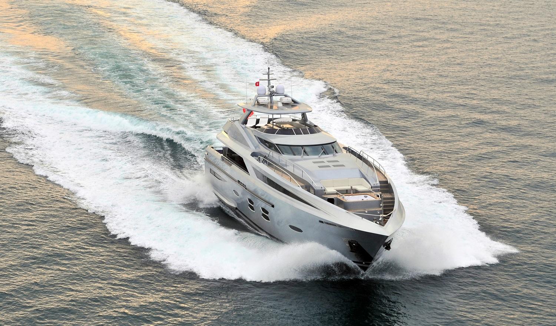 Meya Meya yacht venduto