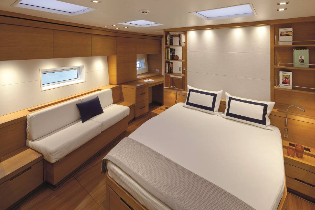 SW110 Thalima master cabin