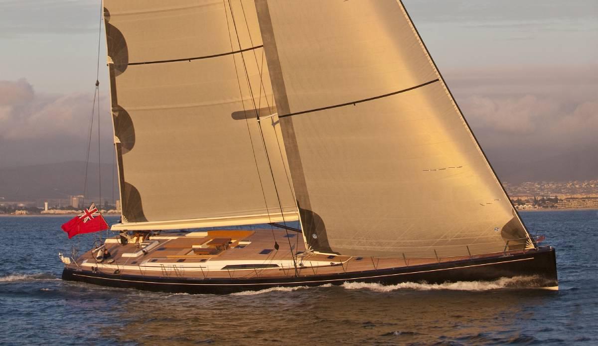 SW110 Thalima yacht