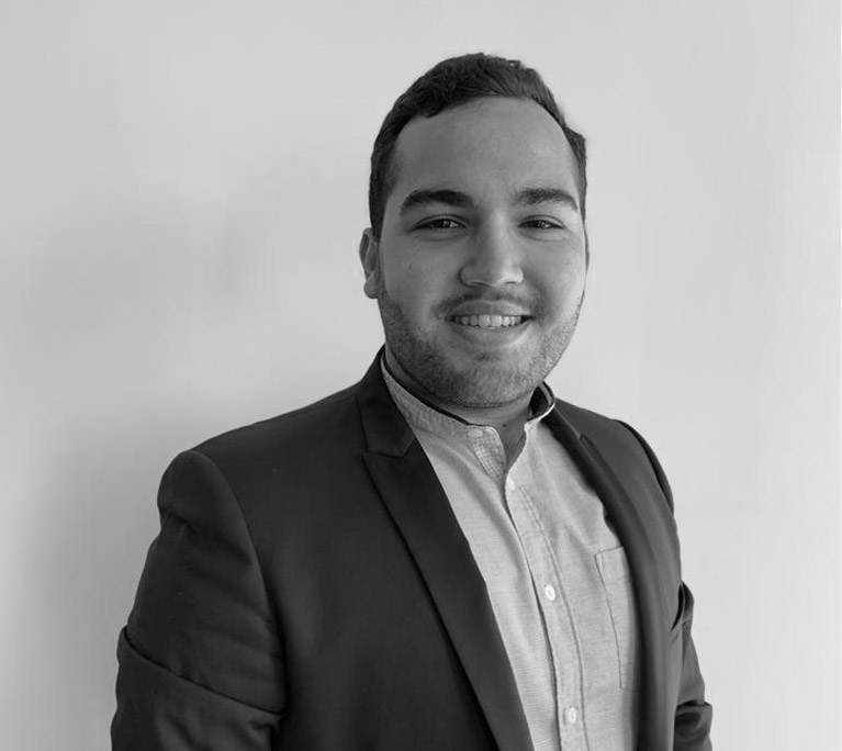 Axel Cantero - Junior Sales Broker