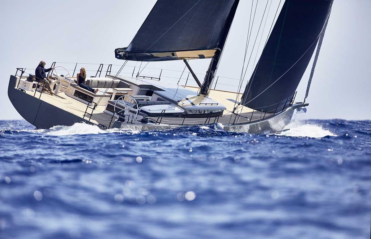 Y7.010 Michael Schmidt sailing yacht