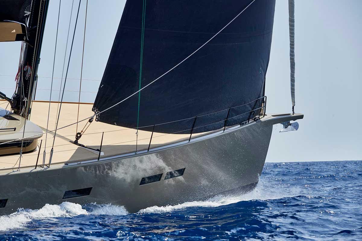 Y7.010 Michael Schmidt sail