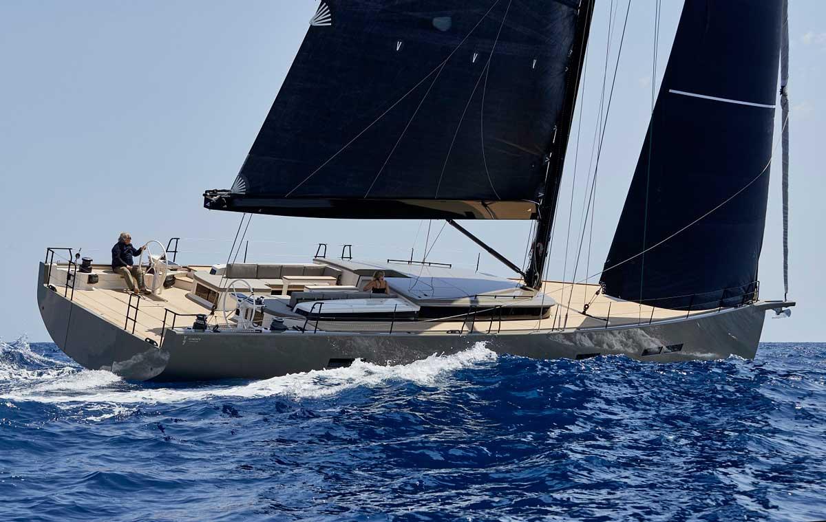 Y7.010 Michael Schmidt yacht for sale