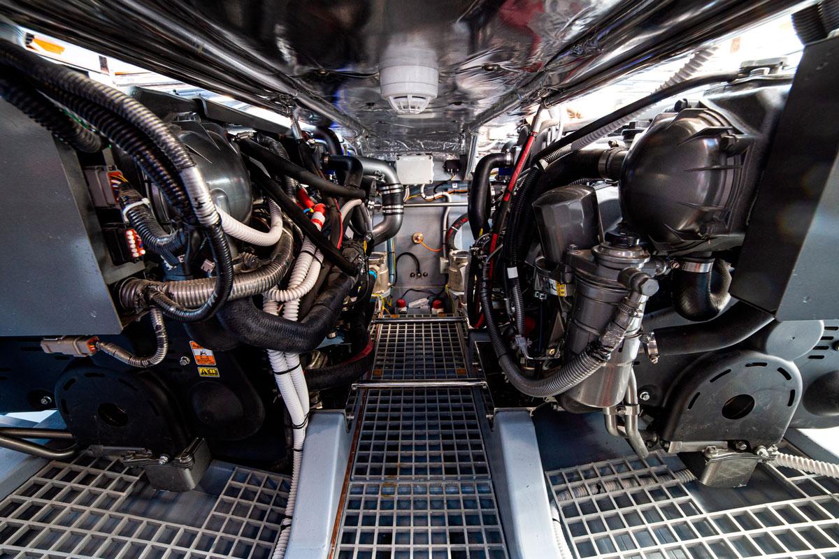 engine castagnola heritage