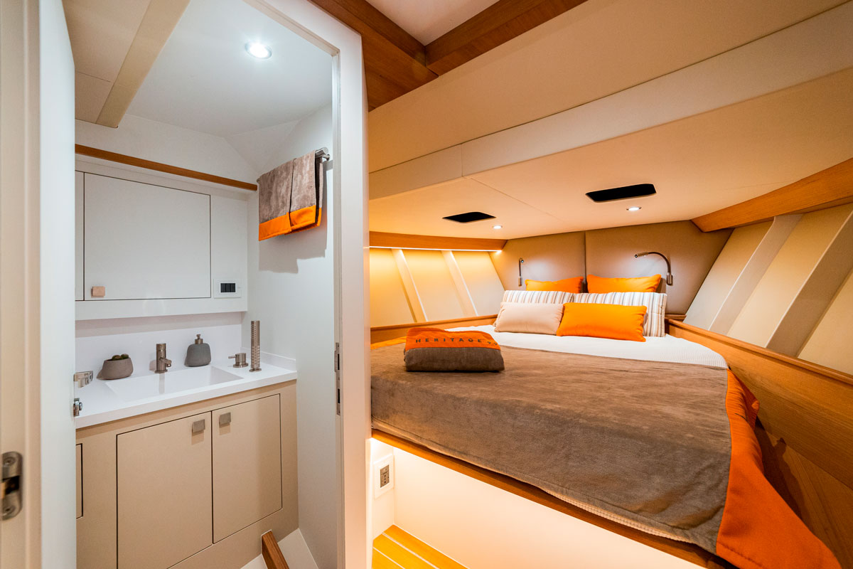castagnola guest cabin