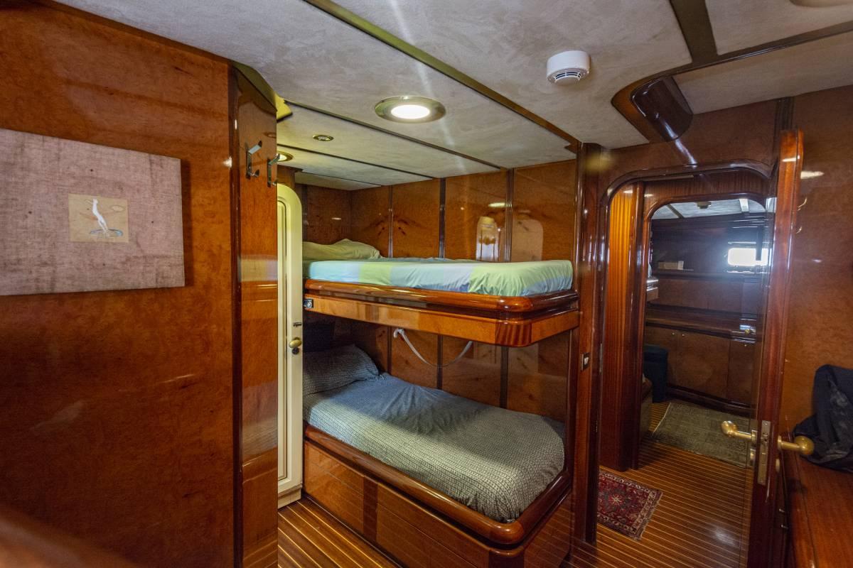 Electa CCYD bunk bed