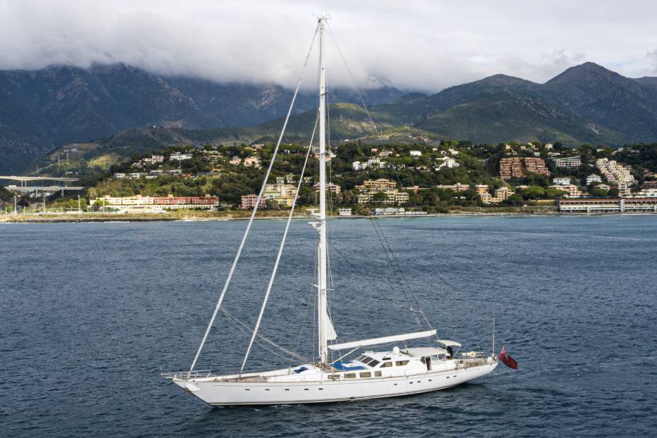 Electa CCYD yacht a vela