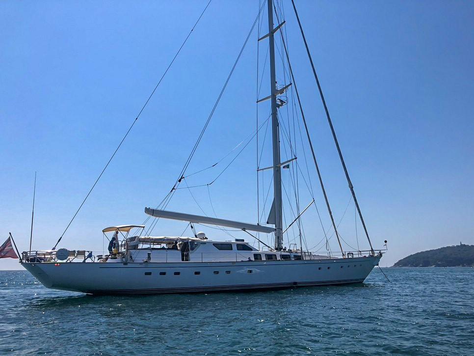 Electa yacht in vendita