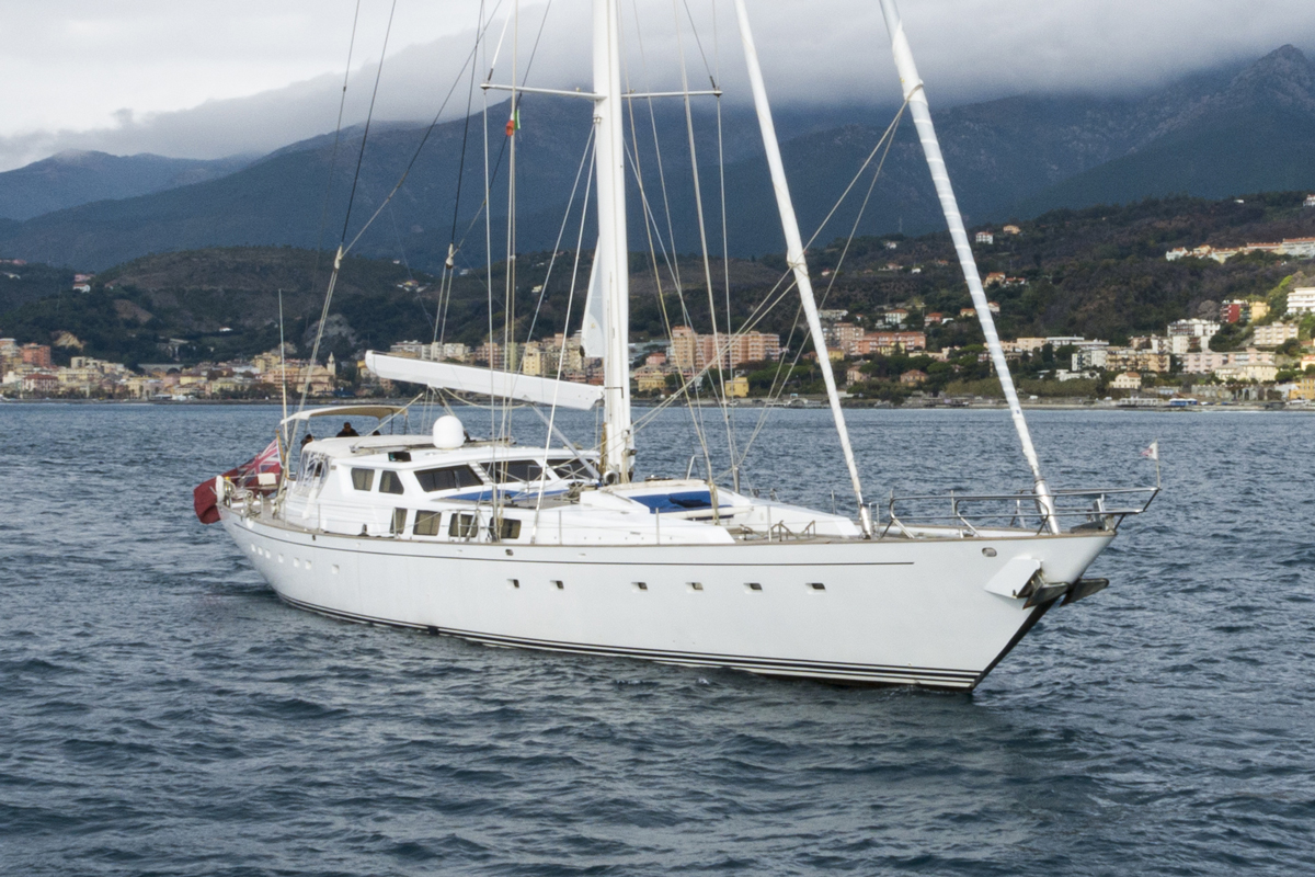 electa yacht for sale