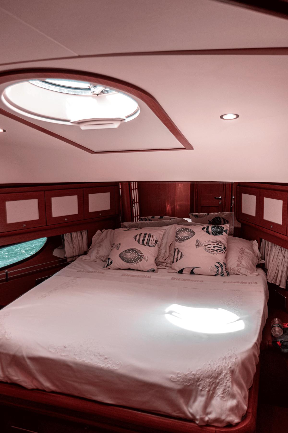 graceland mochi 64 cabina ospiti