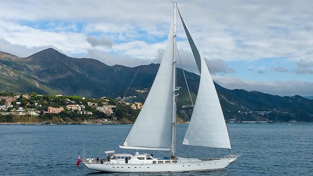 yacht sale electa