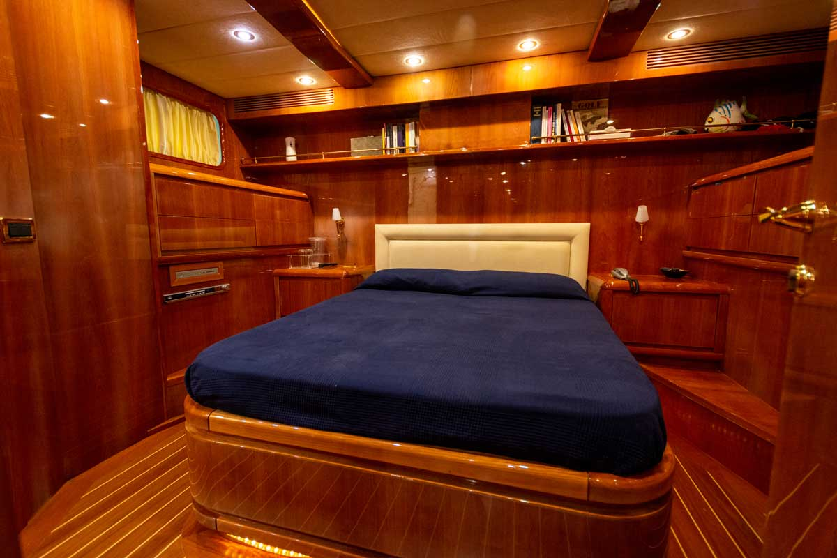 ariston five vip cabin