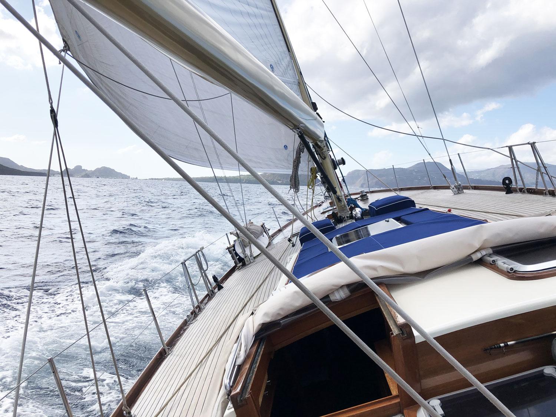 yacht vela classico