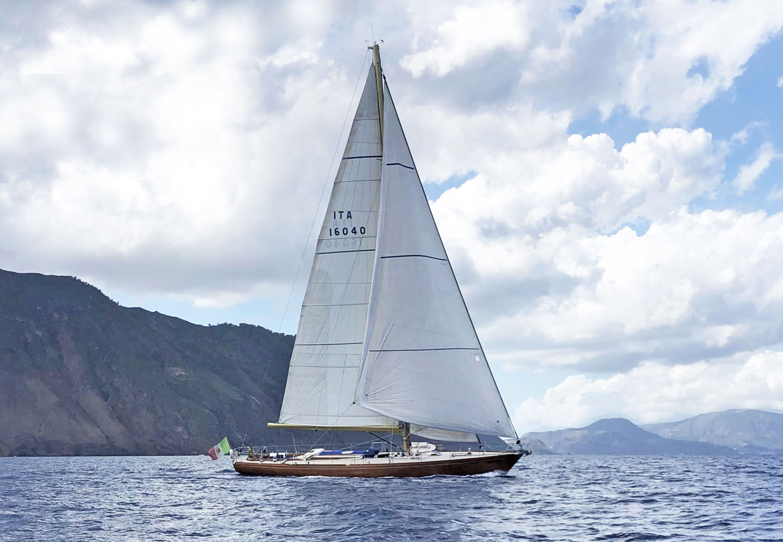 sailing yacht sciarrelli carlini for sale