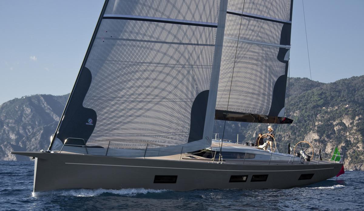 A 66 S Advanced yacht