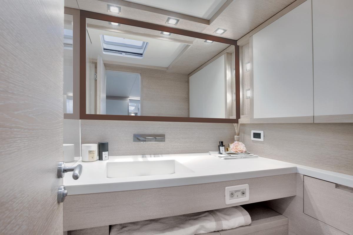 a 66 s bathroom