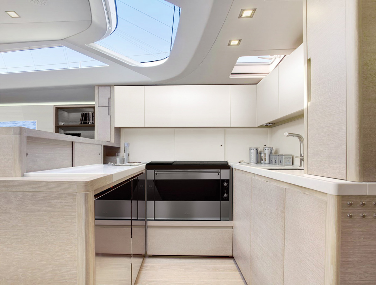 galley Advanced A 66 s