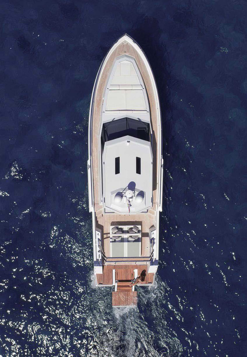 Maviho ic yacht