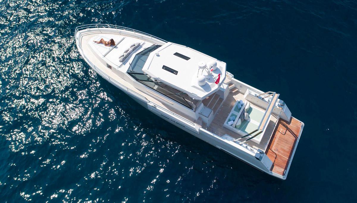 Maviho ic yacht in vendita