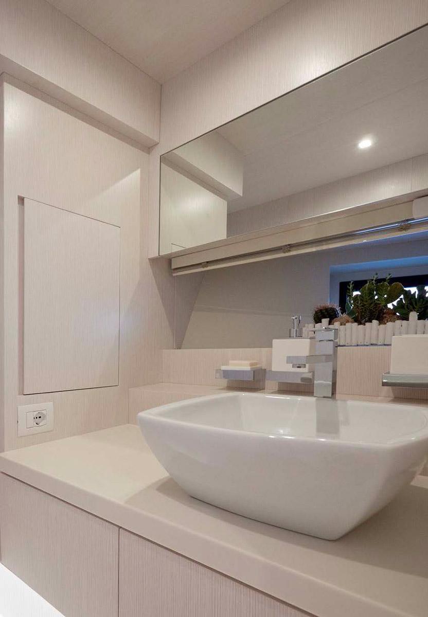 MAVI interior bathroom