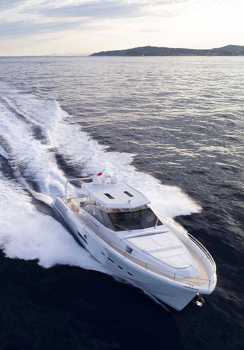 Maviho yacht in vendita